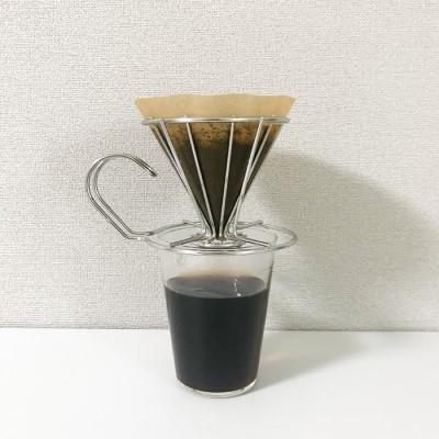 珈琲考具 ワンドリッパーで淹れたコーヒー